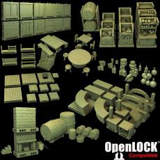 openLOCK Tavern Pack