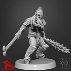 Gladiator of the Depths, Dimachaerus