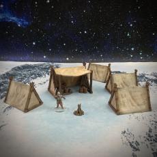 Nine Worlds: Viking Encampment