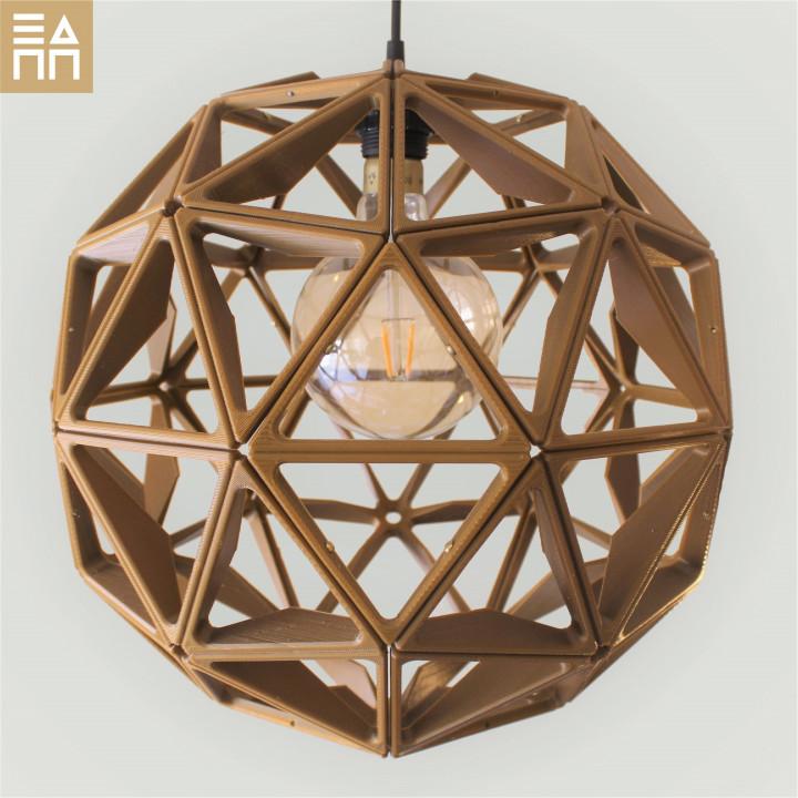 Geodesic Sphere Shade