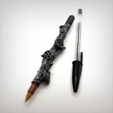 Steampunk Pen. Stylo Steampunk.