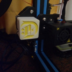 Picture of print of X Axis Cover for Creality CR-10, CR-10S and Ender3