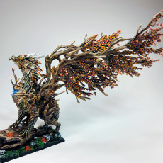 Picture of print of Forest Dragon
