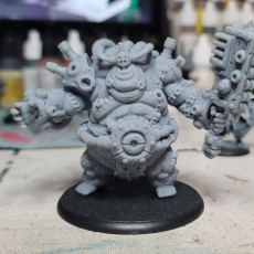 Picture of print of Wargast Blight-Hulk