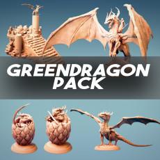 Green Dragon Pack