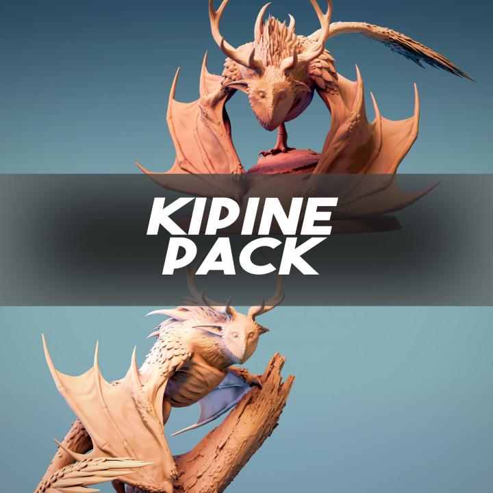 Strange thing Pack