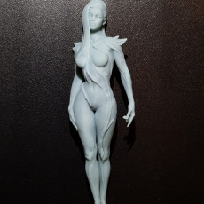 Picture of print of Dryad