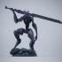 Robot Samourai image