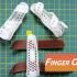 Finger orthosis image