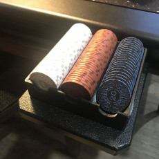 Game Table Accessories Poker Chip Tray