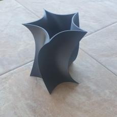 5 Point Vase
