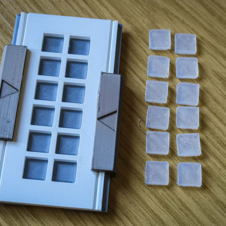 Silicone Pad Mould