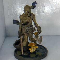 Picture of print of Vampire Zombies