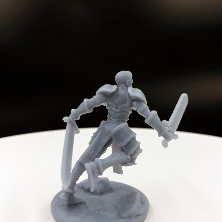 Fantasy Knight