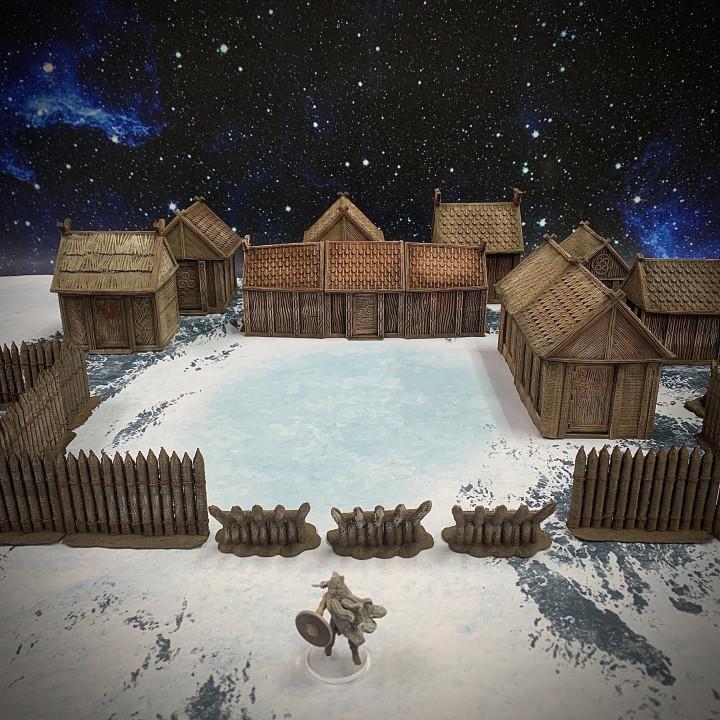 Nine Worlds: Midgard Village