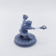 Picture of print of Briyur The Gnome (Pre-Supported)