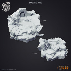 Hero Bases (Pre-Supported)