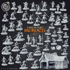 Heroes Vol. 1 (May 2020)