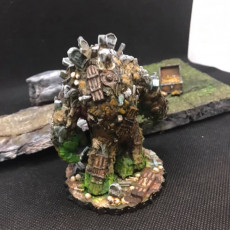 Picture of print of GRAVEYARD ELEMENTAL