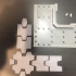 Titanstructure Dark future 8mm scale city tile for epic titanicus image