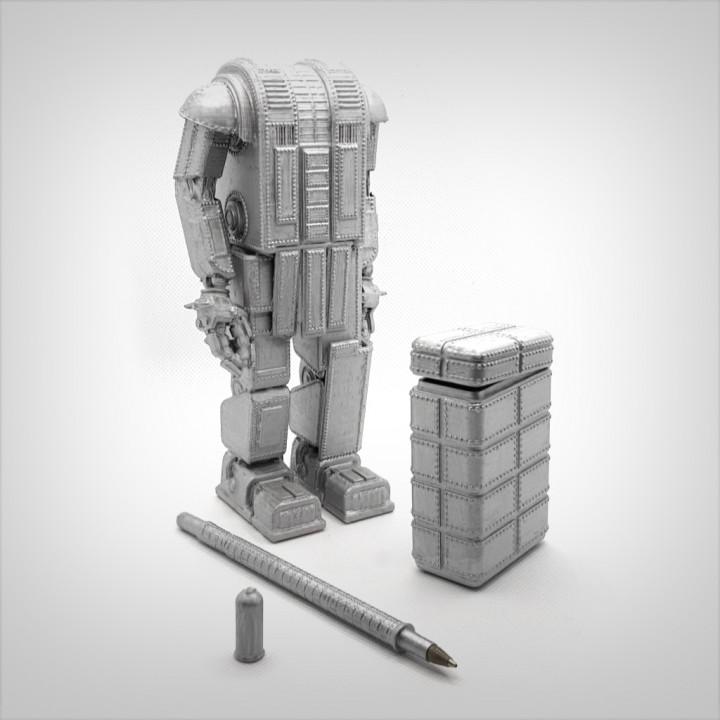 Robotic bundle pack.