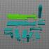Groza OZ-14-4A-03 - scale 1/4 image