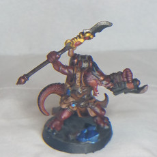 Picture of print of Kobold