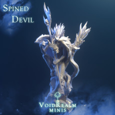 Spined Devil