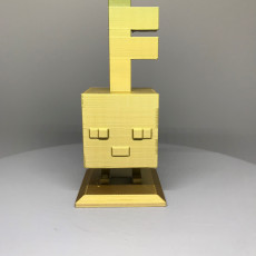 Key Golem from Minecraft Dungeons