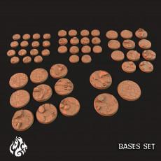Bases Pack (25-60mm)