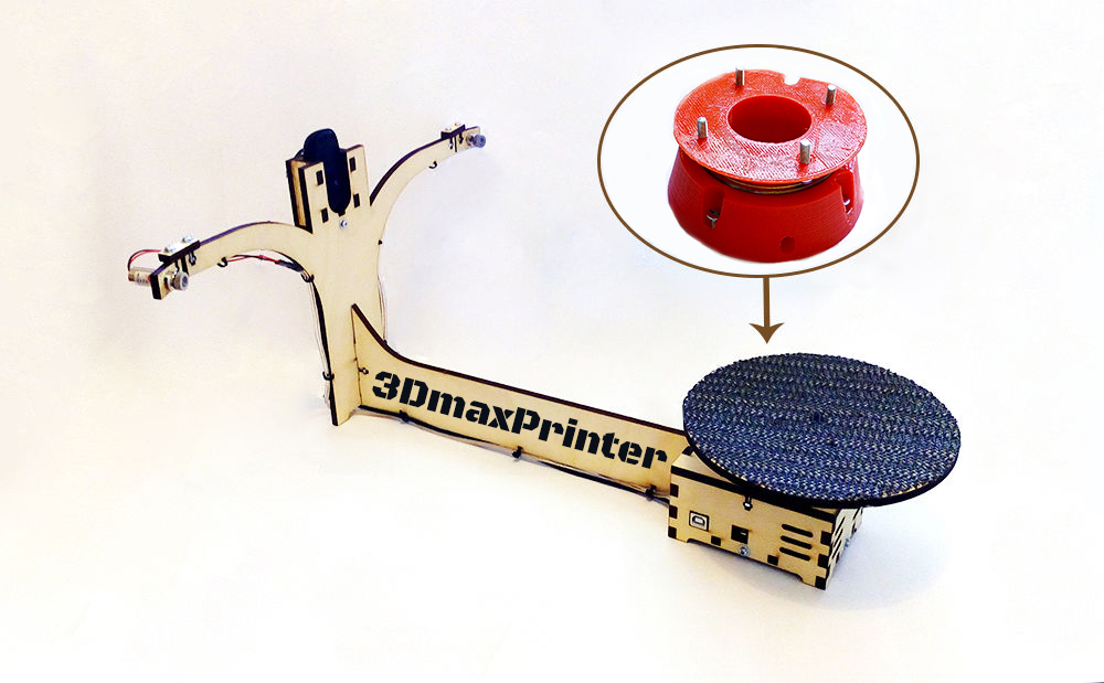 how to build ciclop 3d scanner