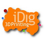 iDig3Dprinting