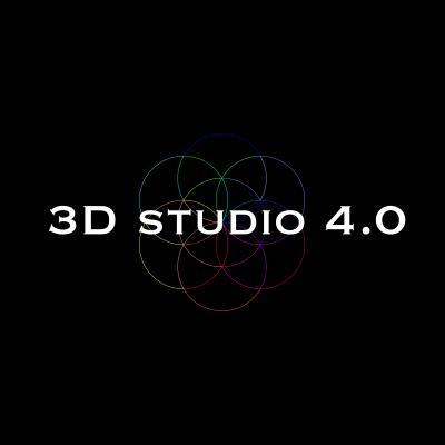 3D studio 4.0